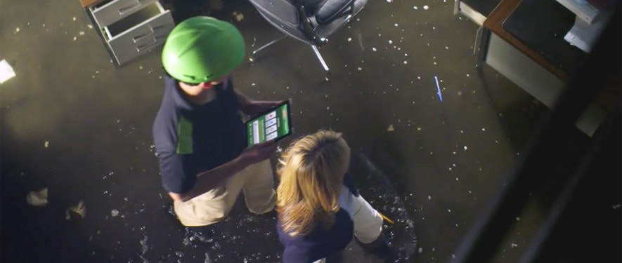 Madison, WI commercial water damage