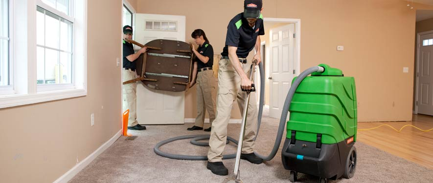 Madison, WI residential restoration cleaning
